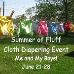 Cloth Diapering 2 Kids
