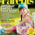 Free 2 Year Subscription to Parents Magazine!