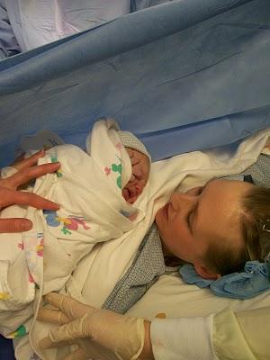 Aiden's Birth Story!