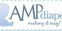 AMP Cloth Diapers Review & Giveaway!