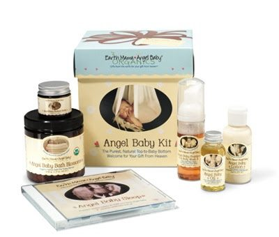 Earth Mama Angel Baby is perfect for baby's sensitive skin! Review & Giveaway!