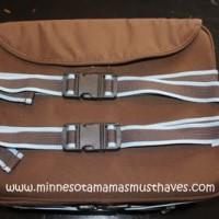 Go Anywhere Booster Seat Review & Giveaway!