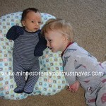 Wordless Wednesday! Sibling Love & No more pictures mom!
