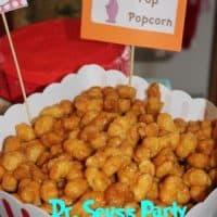 Dr. Seuss Party Food Recipes