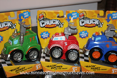 2011 Holiday Gift Guide: Tonka Chuck and Friends