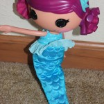 Lalaloopsy™ Sew Magical™ Mermaid Doll- Coral Sea Shells™ Review & Giveaway!! #SpringInYourStep