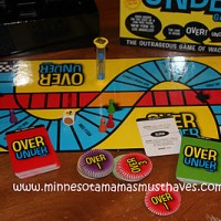 2011 Holiday Gift Guide: Over Under Board Game Review AND Giveaway! (CLOSED)