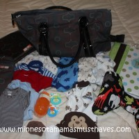 Time to pack my bags for the hospital! Isoki Diaper Bag Review AND Giveaway! $200 Value! (CLOSED)