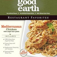 Easy and delicious dinner idea! Good Earth Review & Giveaway!