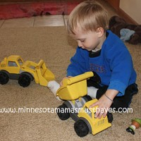 2011 Holiday Gift Guide: Sprig Toys Eco Trucks Review AND Great Amazon Deal on them!