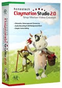 Let Your Kids Make Their Own Claymation Movies! Claymation Studio Review & Giveaway!