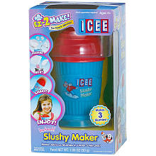 Get Your Kids In The Kitchen With These Christmas Gift Ideas! Icee Slushy Maker & Chuck E. Cheese's® Pizza Maker Play Set Review & Giveaway!