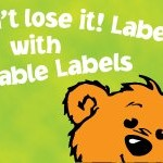 Lovable Labels Book Worm Labels Review & Giveaway!