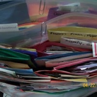 Organizing Your Coupons