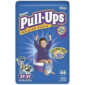Potty Training? Pull-Ups Can Help! Review & Giveaway!