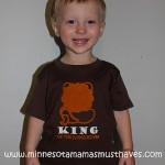2011 Holiday Gift Guide: Chicklet Toddler Tees by 2 chix Review!