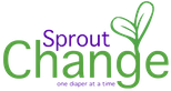 Sprout Change Cloth Diaper Review & Giveaway!