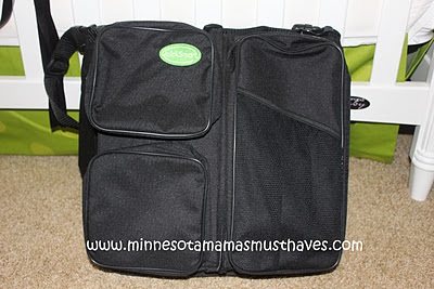 2011 Holiday Gift Guide: QuickSmart 3 in 1 Travel Bassinet Review AND Giveaway! (CLOSED)