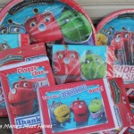 Chuggington Birthday Party Supplies! {Hallmark Party Supply Review!}