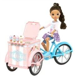 Moxie Girlz Ice Cream Bike & Doll