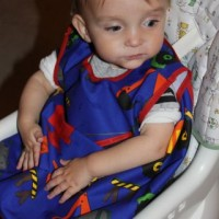 Flirty Aprons Baby Bibs Review & Giveaway! Plus Exclusive 50% Off Coupon Code!