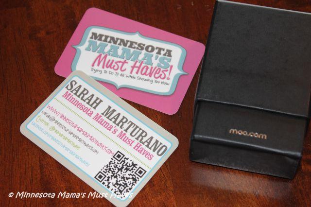 Custom Card Template business cards moo : Moo.com Business Cards!