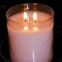PartyLite GloLite Candle