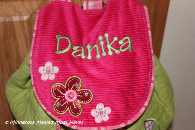 8f67059d8e0 Personalized Toddler Backpacks from Posy Lane!