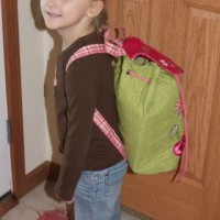 Personalized Toddler Backpacks from Posy Lane! Get the right fit for your little one!