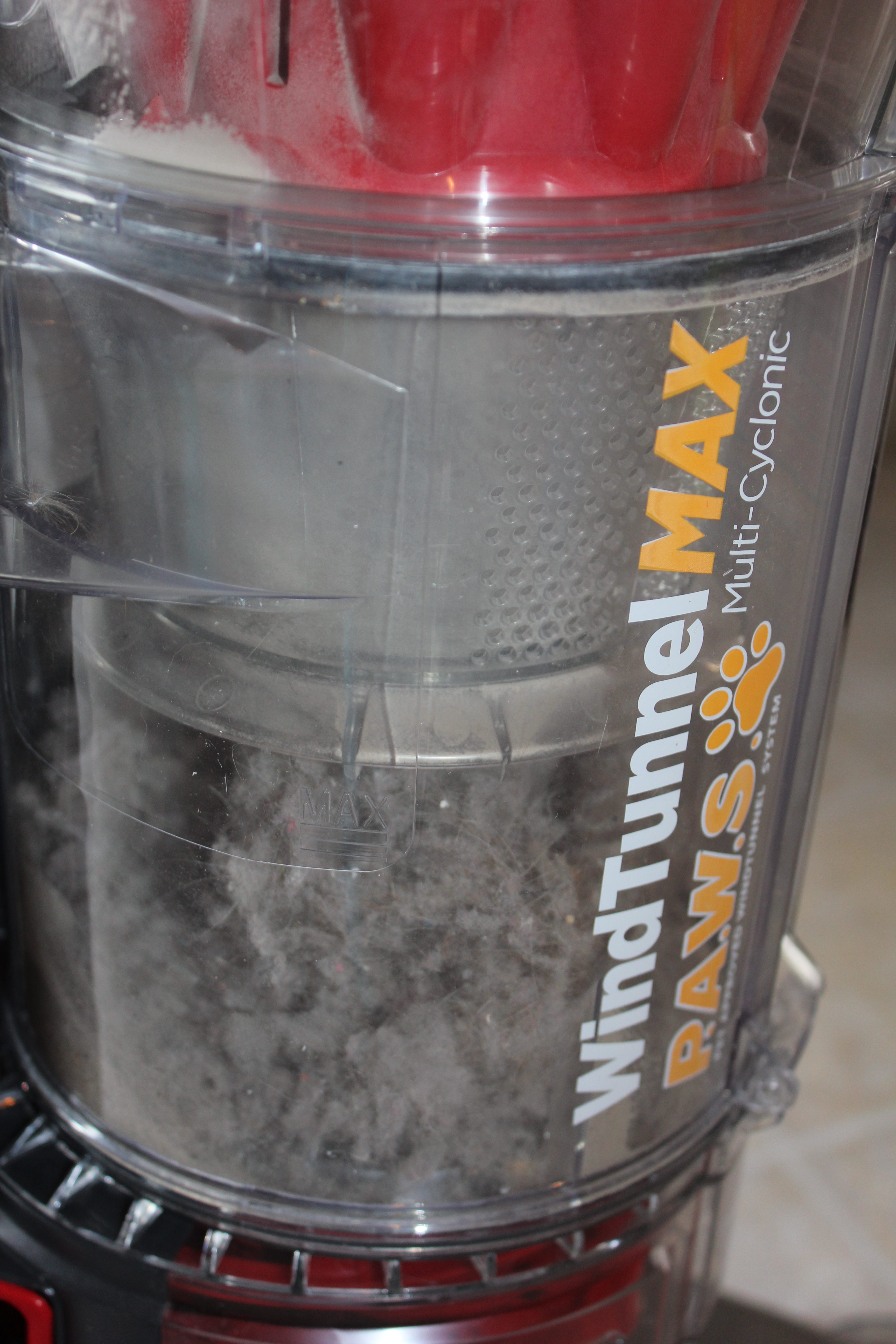 Hoover Windtunnel Max Pet Plus Multi Cyclonic Bagless Upright