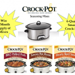 Crock Pot Blog Contest Art