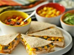 Chicken Quesadilla Stackers Recipe