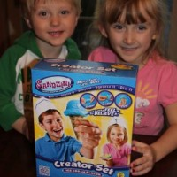 Sandzini Ice Cream Parlor Set ~ Top Picks For Christmas {Review & Giveaway}