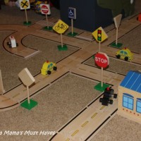 Christmas Gifts For Little Boys ~ Our Top Tested Pick! {Guidecraft Roadway System & Community Buildings}