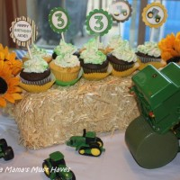 John Deere Tractor Birthday Party! Food, Games, Favors & More! Aiden's 3rd Birthday Party!