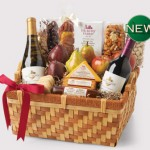 hickory farms basket