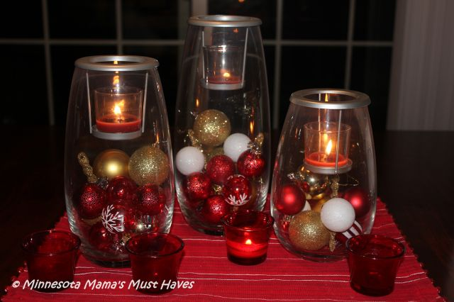 My holiday decorating partylite review minnesota mama for Partylite dekoration