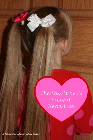 The Easy Way To PREVENT Head Lice