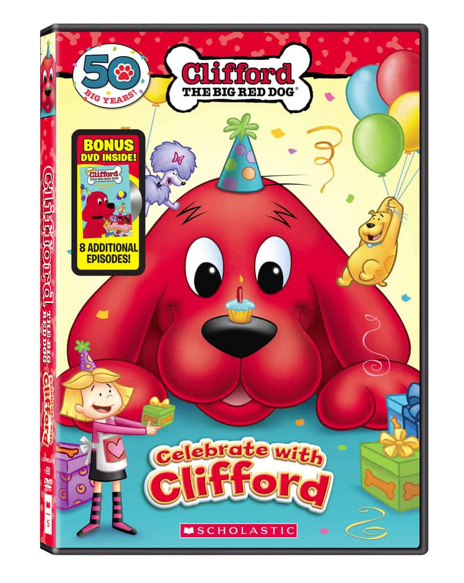 Clifford DVD