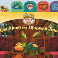 Ride Along the Dinosaur Train Book Review & Giveaway + FREE Dinosaur Train Valentine's, Games & Printables!