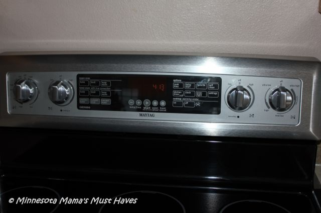 Maytag Double Oven #MaytagMoms