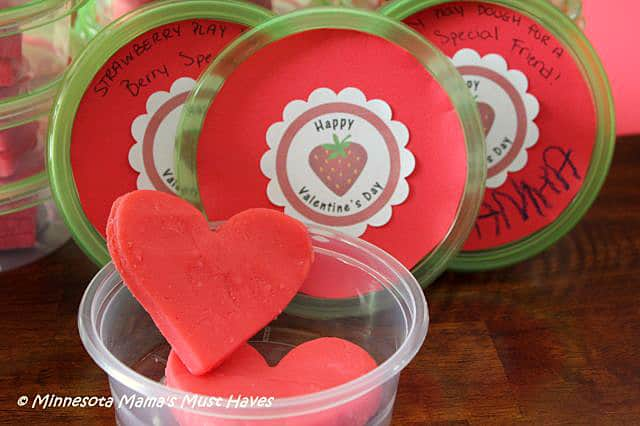 cute homemade play dough valentine's with kool aid playdough recipe!, Ideas