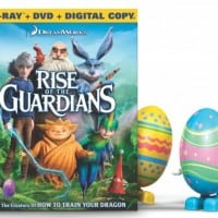 Rise of the Guardians Out on DVD Now! Great Family Movie!
