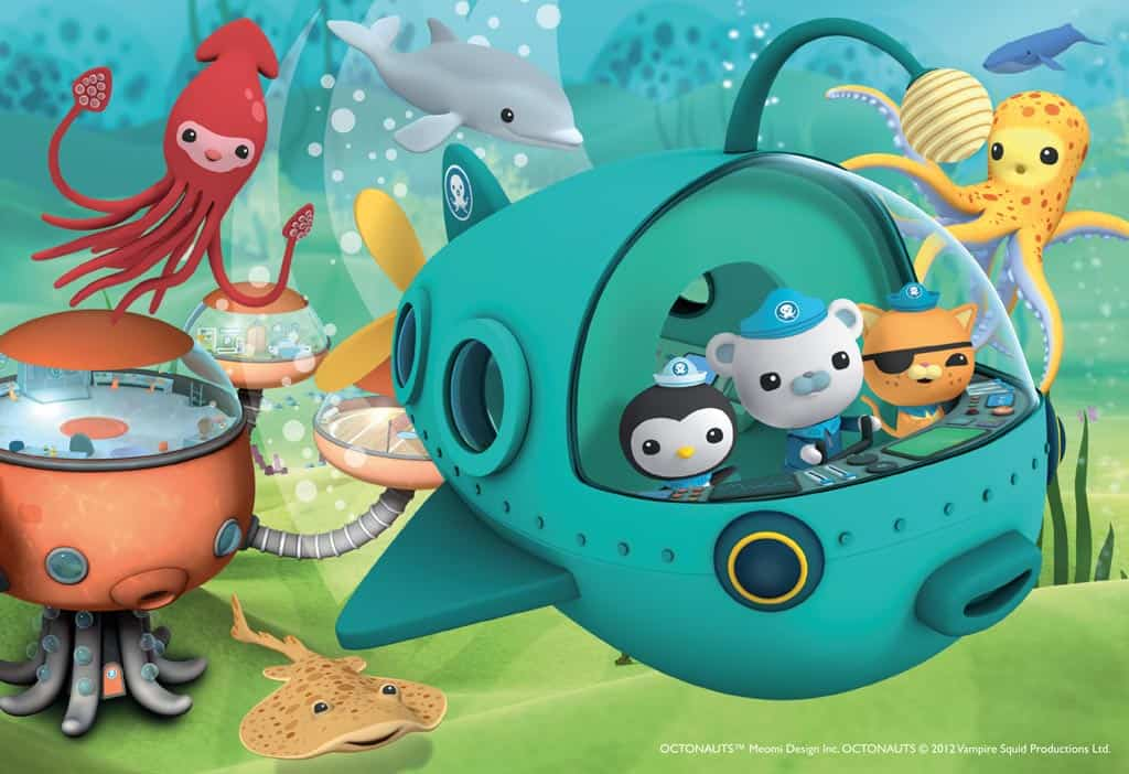 Go On An Adventure With Octonauts! Mom Approved! - Must Have Mom