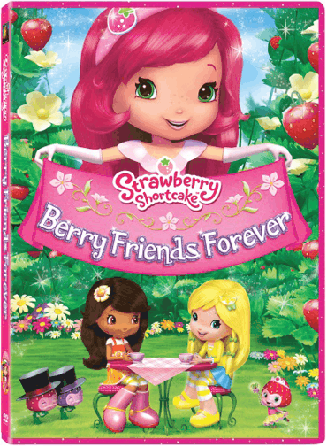 strawberry shortcake berry friends forever