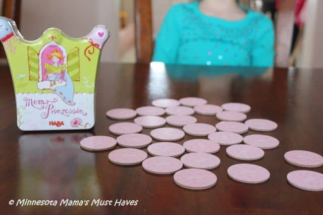 HABA Princess Memory Game