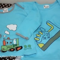Quality Organic Baby Clothing That Also Gets A Second Life {Review + Giveaway + Kinderstuff Discount Code!}