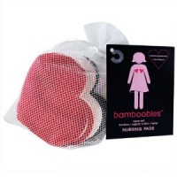 Never Worry About Leaks with Bamboobies Washable Nursing Pads! {Review & Giveaway}