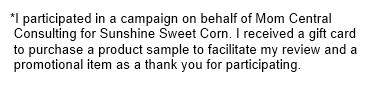 FTC sweet corn