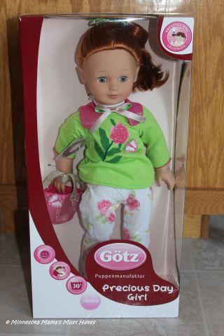 Gotz Doll by HABA